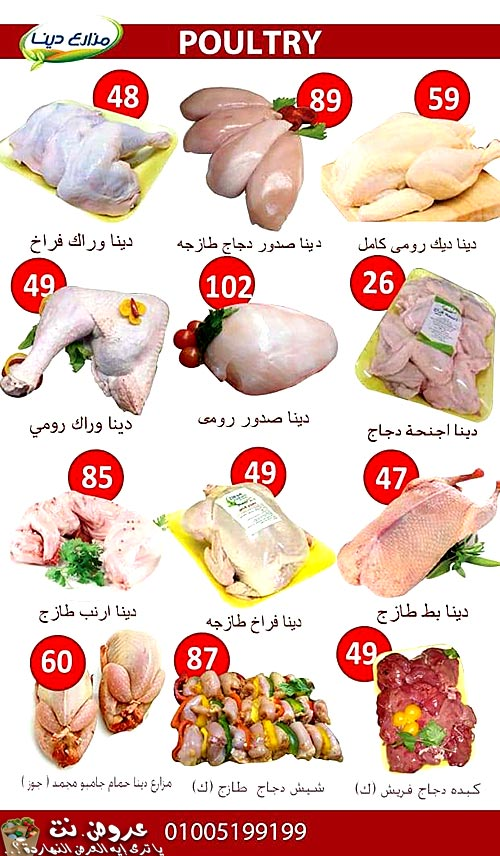 dina-farms offers from 19may to 19may 2020 logo عروض مزارع دينا من 19 مايو حتى 19 مايو 2020 غلاف